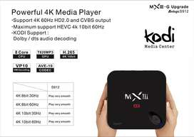 MXIII - G II Top Android TV Box Amlogic S912 Octa-core (UK Model))