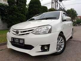 Toyota etios valco G 2013/2014 istimewa