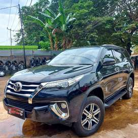 Dp 105jt! Toyota Fortuner G Solar 4x2 Manual 2019 Istimewa! Xclusive
