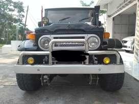 Hardtop jeep keren