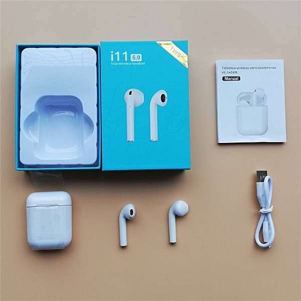 Mobile Bluetooth Wireless & Wired Handsfree Earbuds 0