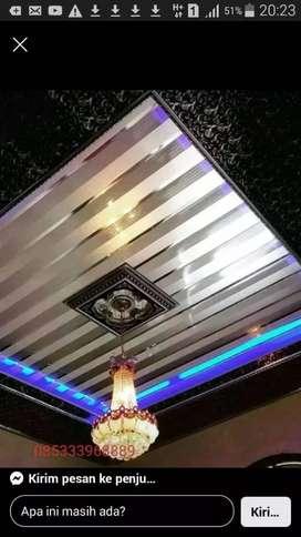 Plafon PVC jember