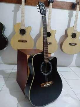 Gitar akustik langka