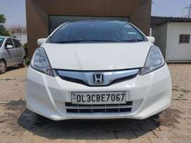 Honda Jazz Select, 2012, Petrol