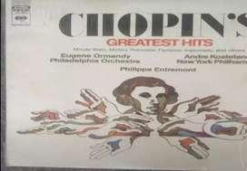 Chopin greatest hits piringan hitam
