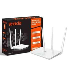 Tenda F3 Wireless Router