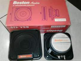 "Speaker Coaxial 2 Way Boston 4"" by Steve Variasi Olx"