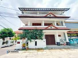 Dijual Kost-an Eksklusif Bangunan Kokoh di Jakal Km.6 Jalan dekat UGM