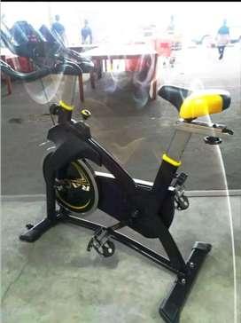 Sepeda fitnes murah spinning pedro