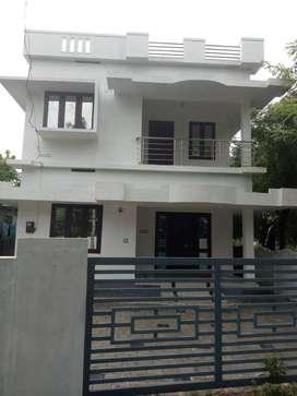 1400SqFt villa/ 6.5 cent/3 bhk/ 43lakh–Eravu, Arimbur Thrissur