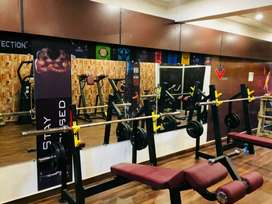 New commercial gym