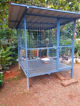 Heavy dog cage for sale