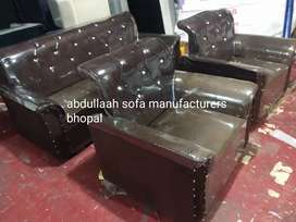 Brand new 3+1+1  coverd sofa direct from factory