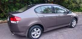 Honda City 1.5 V Automatic Exclusive, 2011, Petrol