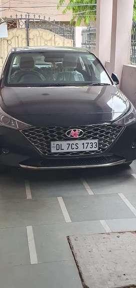 Hyundai Verna 2021