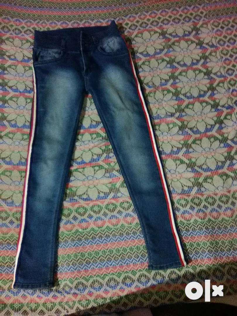Jeans for girls 0