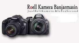 Jual beli kamera dslr second dan baru