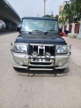 Mahindra Bolero SLX BS III, 2008, Diesel