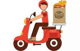 Earn upto 18000 by food delivery in your area