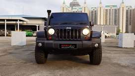 Jeep Wrangler Sahara 3.6 AT 2012