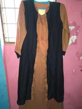 Dress/gamis muslimah