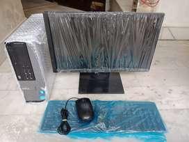 Dell i7 slim PC 8gb ram 500gb hdd 2gb graphic original dell only cpu p