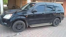 Honda CR-V 2004 Petrol Well Maintained