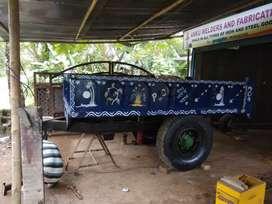 New hydrolic  trailer
