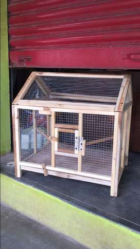 Birds cages