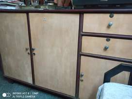 Multipurpose Wooden Cabinet