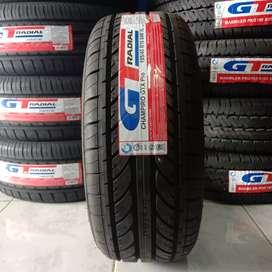 Ban GT Radial GTxpro 195/45/16 bisa buat Brio JazzRS March