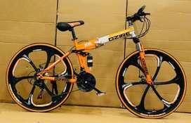 DZIRE 21 GEAR SHIMANO FOLDABLE NEW CYCLE AVAILABLE