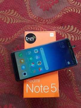 Xiaomi redmi note 5 3/32 merah