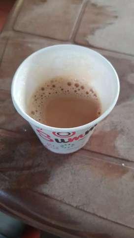 Tea shop Adoor
