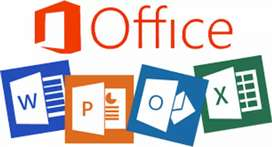 To learn full ms office call me or message me