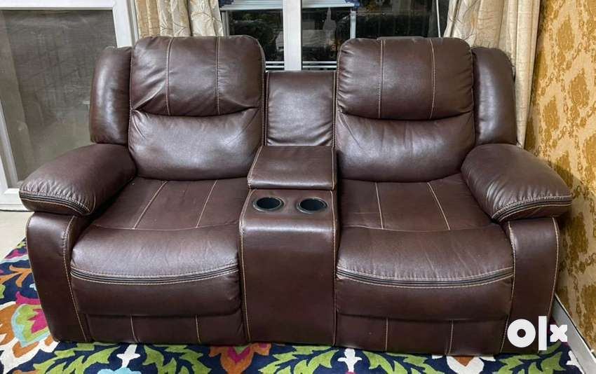 Recliner Sofa (3+2) - Well Maintained