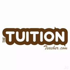 Tuition taken here