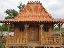 Rumah Gladag, Rumah Jineman , Rumah Joglo Mini 7X5 Meter