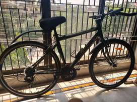 Hercules 21 speed gear cycle for sale.