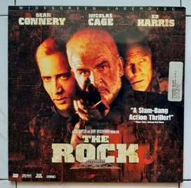 Laser Disc - The Rock (1996)