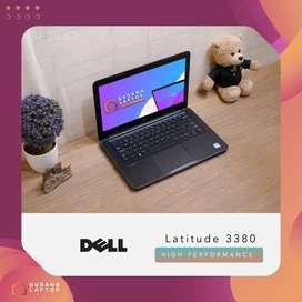 DELL Latitude 3380   Core i5 7200U RAM 4GB SSD 256GB   14 Inch HD