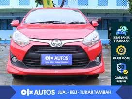 [OLX Autos] Toyota Agya 1.2 G TRD Sportivo A/T 2019