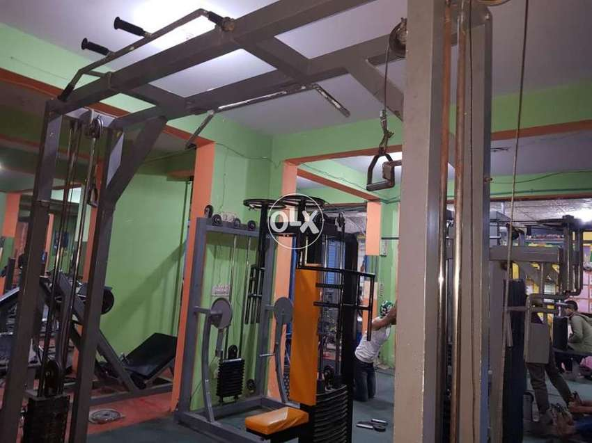 Full gym equpmnts for sale 0
