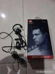 Headphone Bluetooth Wireless JBL S-02 Sport HARMAN handsfree earphone