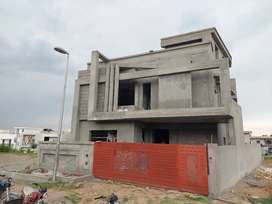 Grey structure, area 12 marla, sector-E ,House no.1438B , Top location