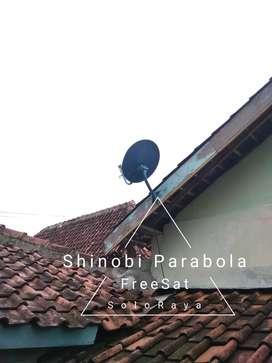 Shinobi Parabola Mini Solo Raya