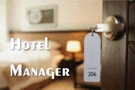 Hotel Manager Required