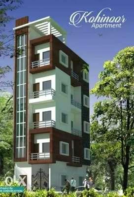 Single floor individual flat