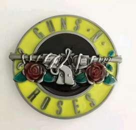 Buckle Guns N Roses