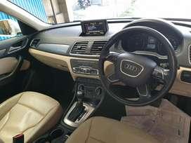 Audi Q3 2.0 TDI quattro Premium Plus, 2018, Diesel